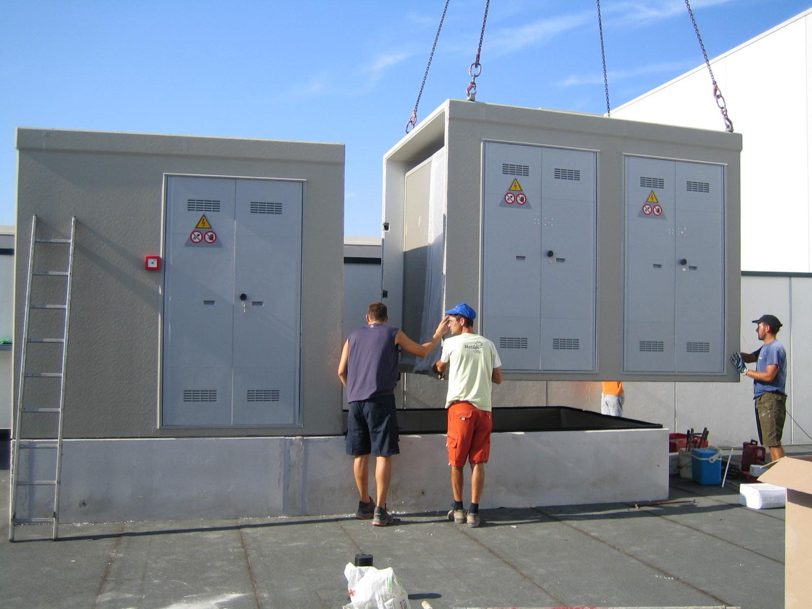 cabine elettriche trasformazione cosmo sas