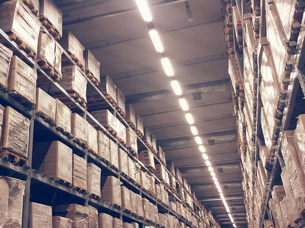 illuminazione led aziendale industriale treviso
