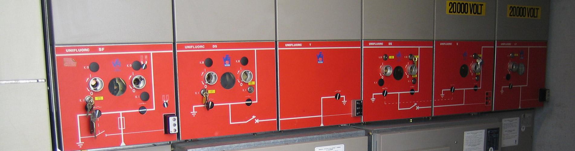 impianti elettrici industriali a treviso